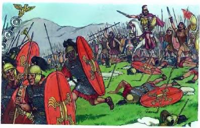 Восстание спартака доклад по истории 9142